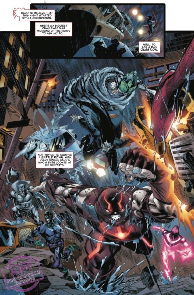 EXCLUSIVE Marvel Preview: Sinister War #4