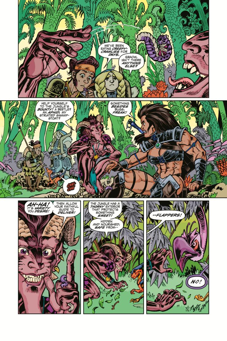 EXCLUSIVE Dark Horse Preview: Savage Hearts #2