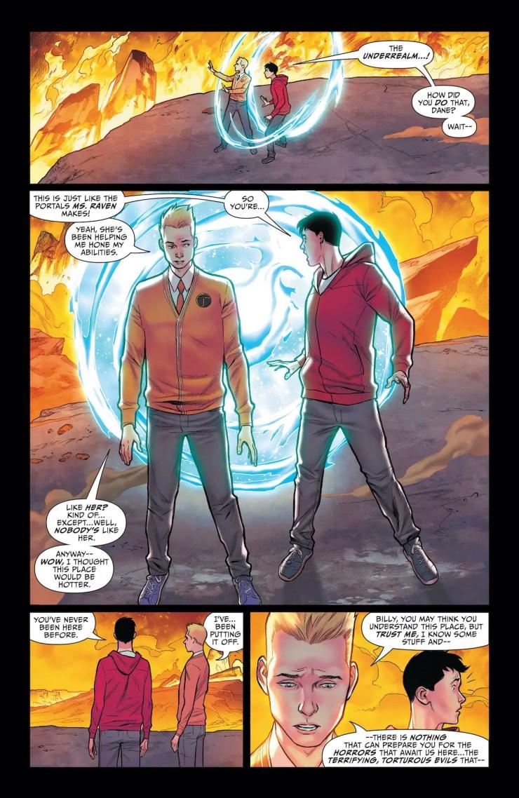 DC Preview: Shazam! #2
