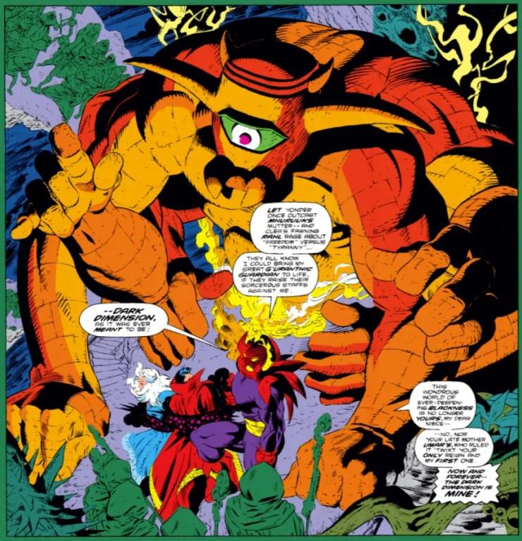 Monsterous. Doctor Strange Epic Collection: The Vampiric Verses