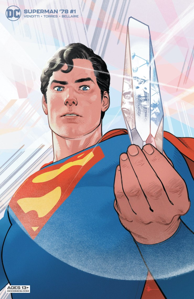 DC Preview: Superman '78 #1