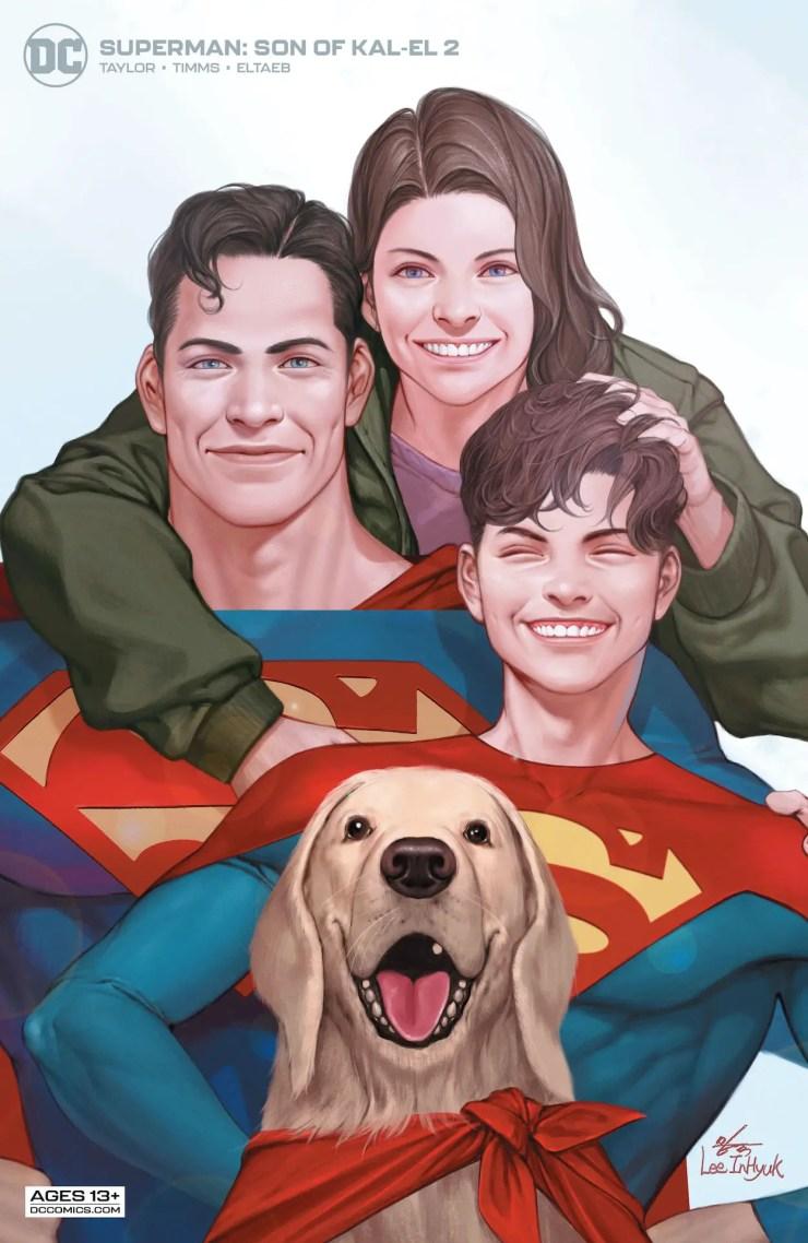 DC Preview: Superman: Son of Kal-El #2