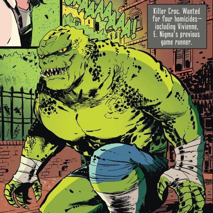 DC Comics reveals 'Whistle: A New Gotham City Hero' villain details