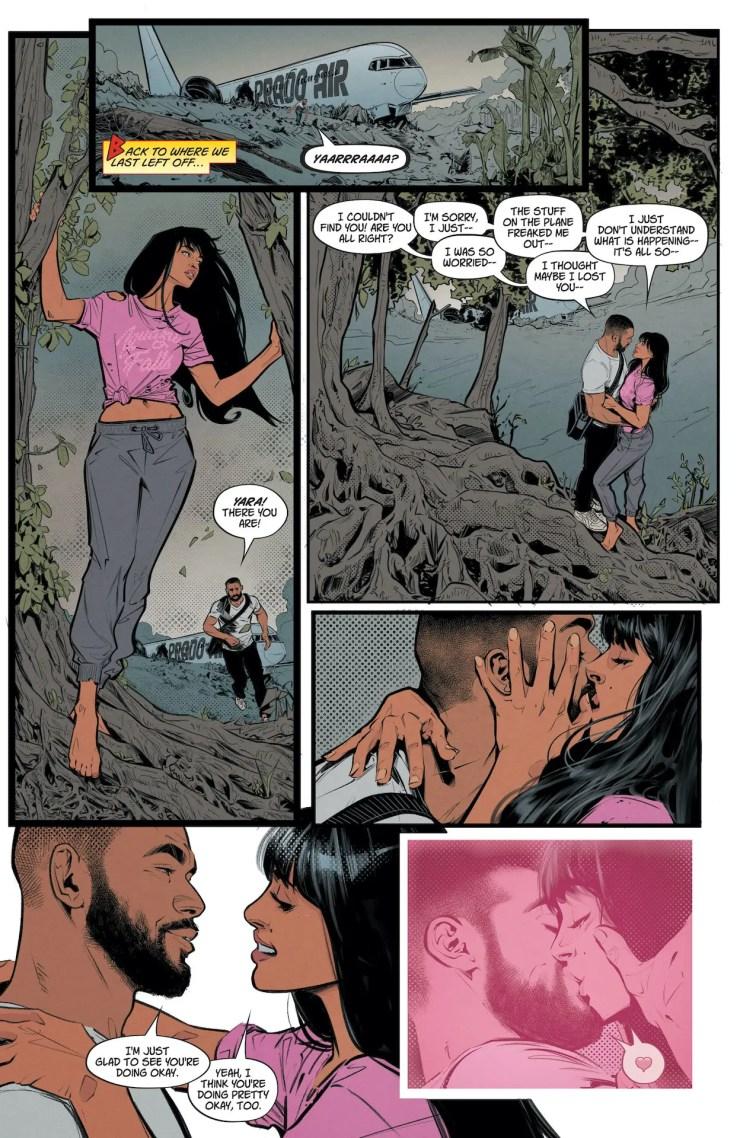 DC Preview: Wonder Girl #3