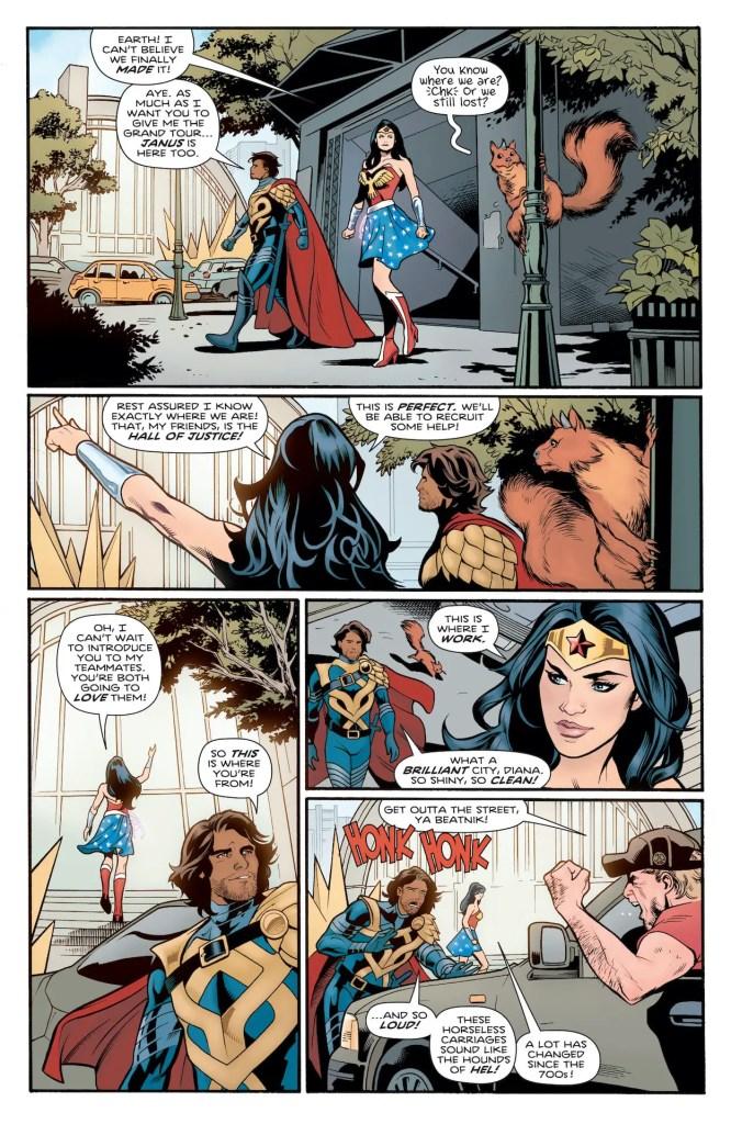 DC Preview: Wonder Woman #777