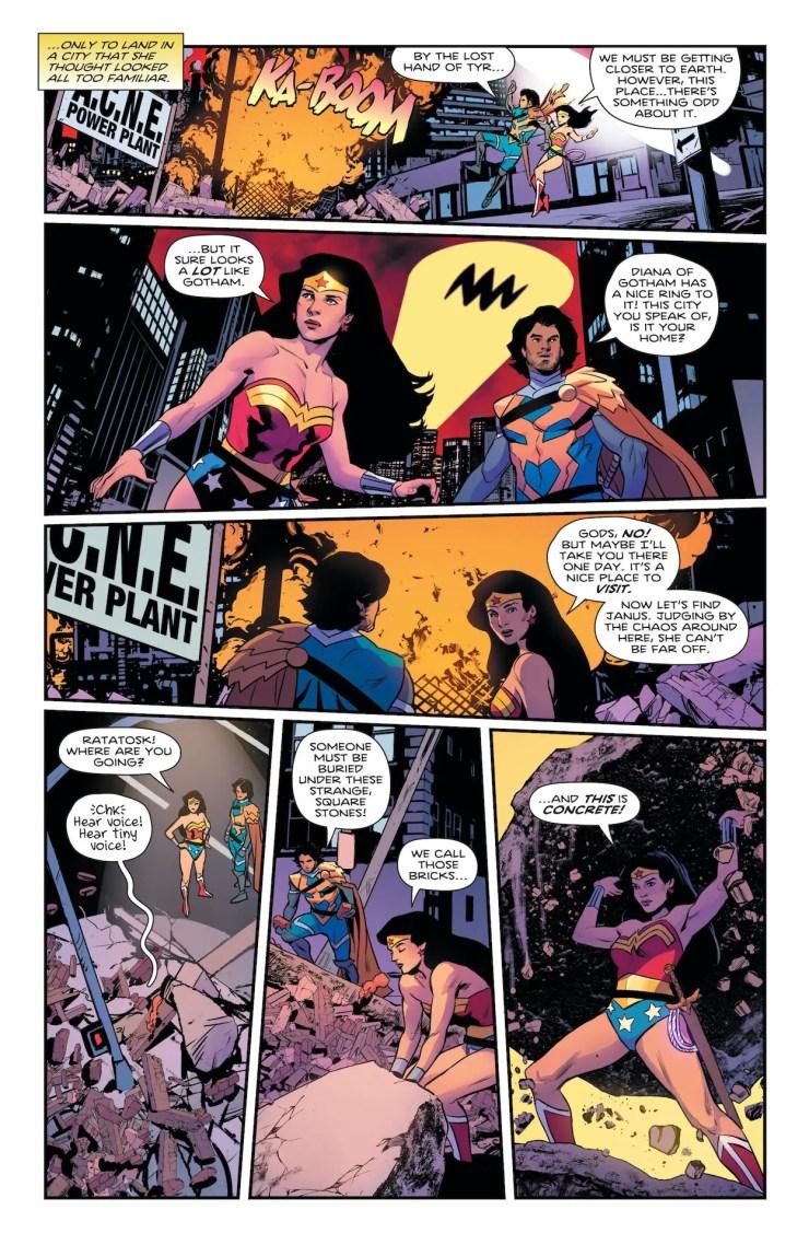 DC Preview: Wonder Woman #778