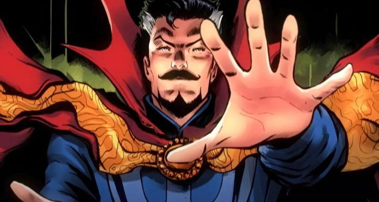 Marvel unleashed 'Death of Doctor Strange' trailer
