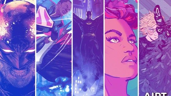 Fantastic Five: The best comics of the week of August 11, 2021