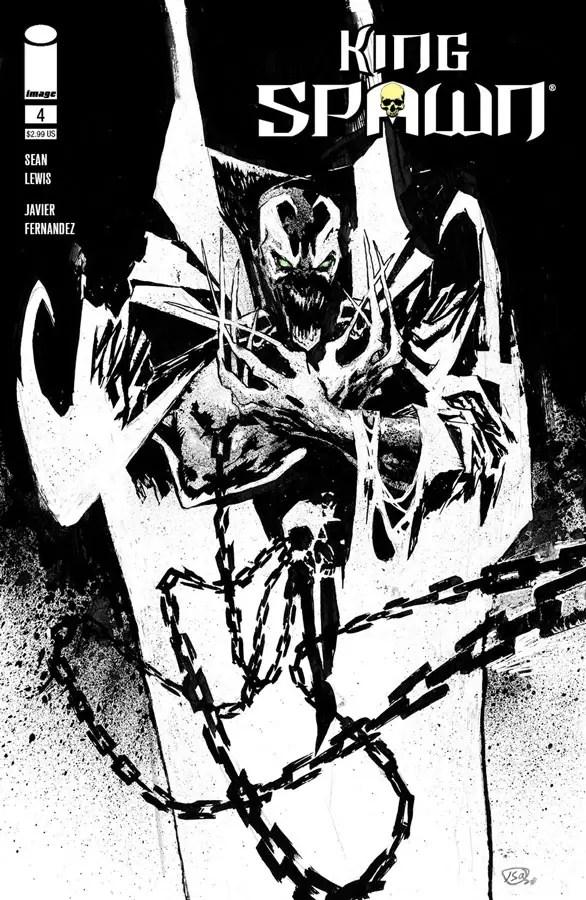 2021 November Image Comics Solicitations King Spawn #4