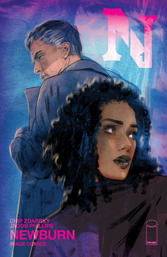 Image Comics to launch crime comic 'Newburn' from Chip Zdarsky & Jacob Phillips