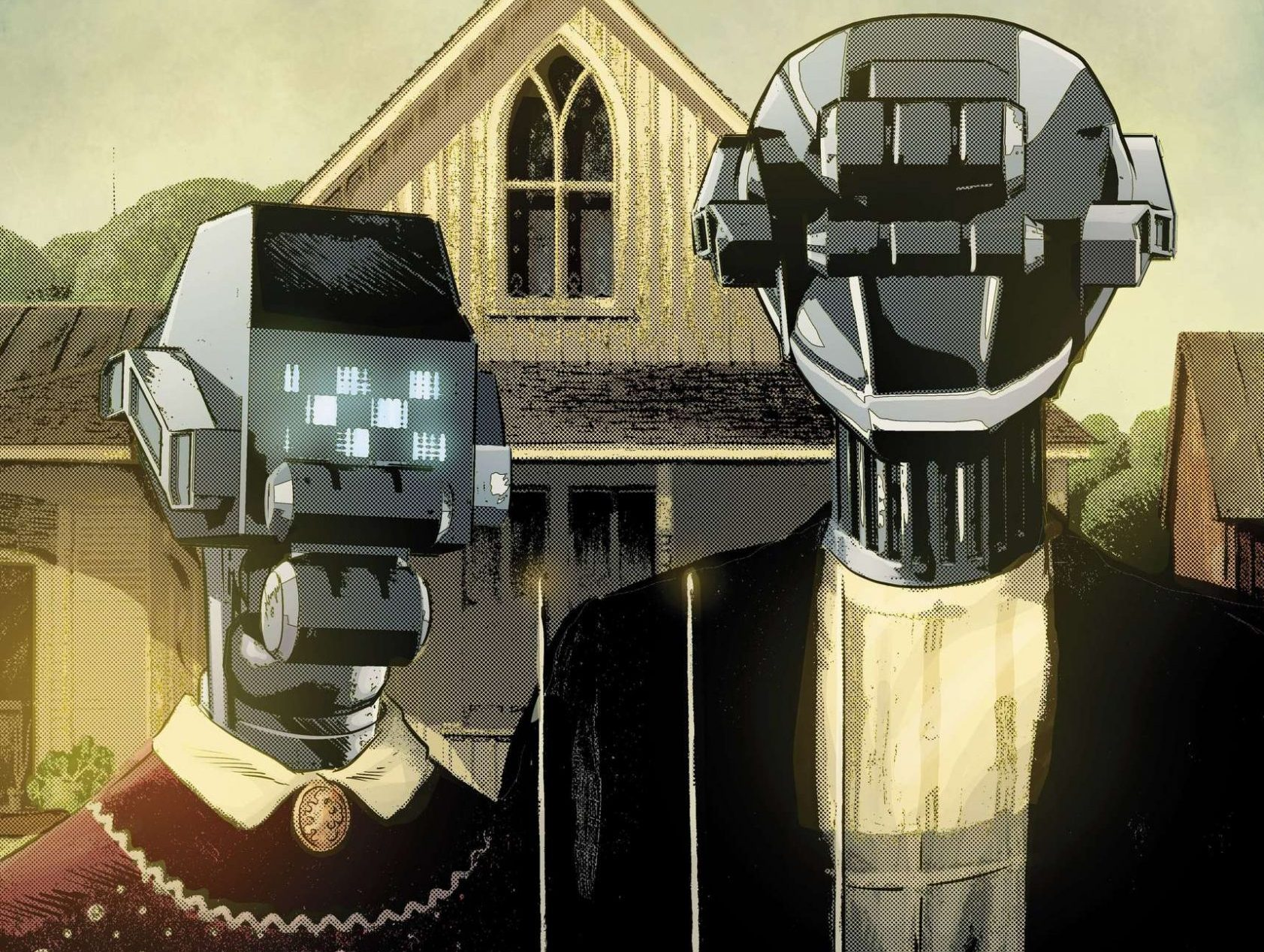 'Not All Robots' #1 review: Work sucks, iKnow