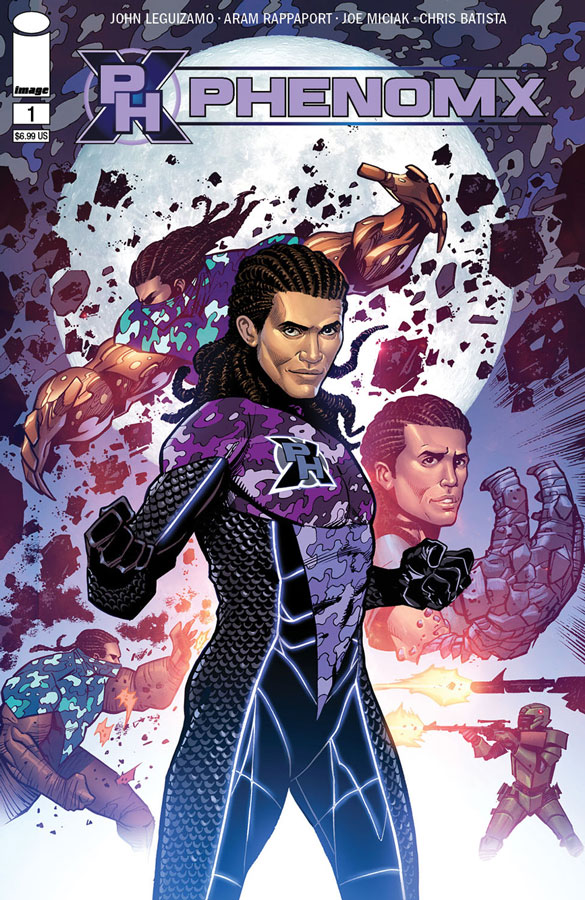 November 2021 Image Comics solicitations: King Spawn, PhenomX and more