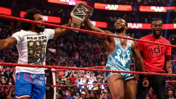 WWE - Big E wins WWE Championship