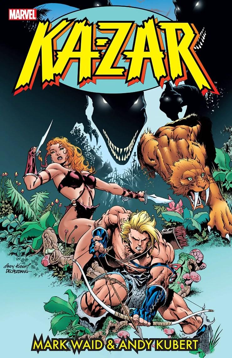 X-Men Monday #126 - Zac Thompson Talks 'Ka-Zar: Lord of the Savage Land'