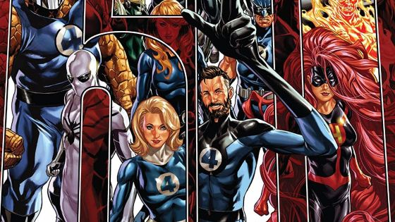 'Fantastic Four' #35 is a celebration for new and old fans alike