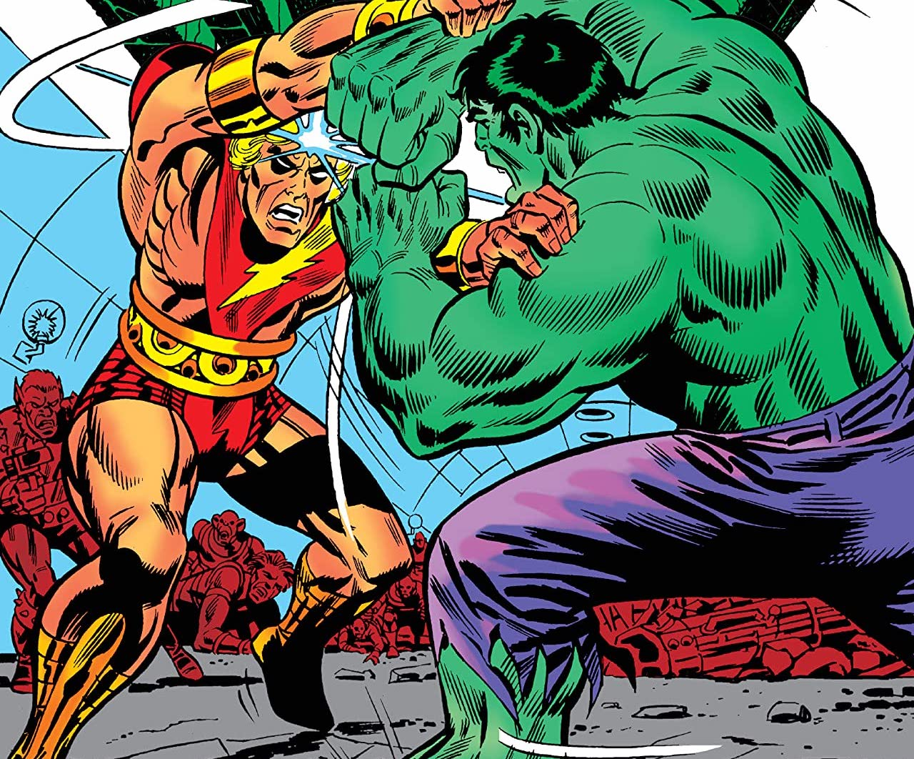 'Incredible Hulk Epic Collection: Crisis on Counter-Earth' review