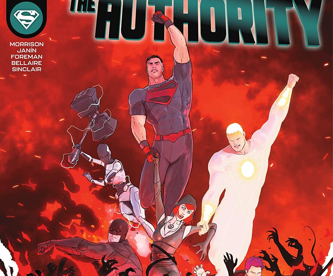 Superman and the Authority #3
