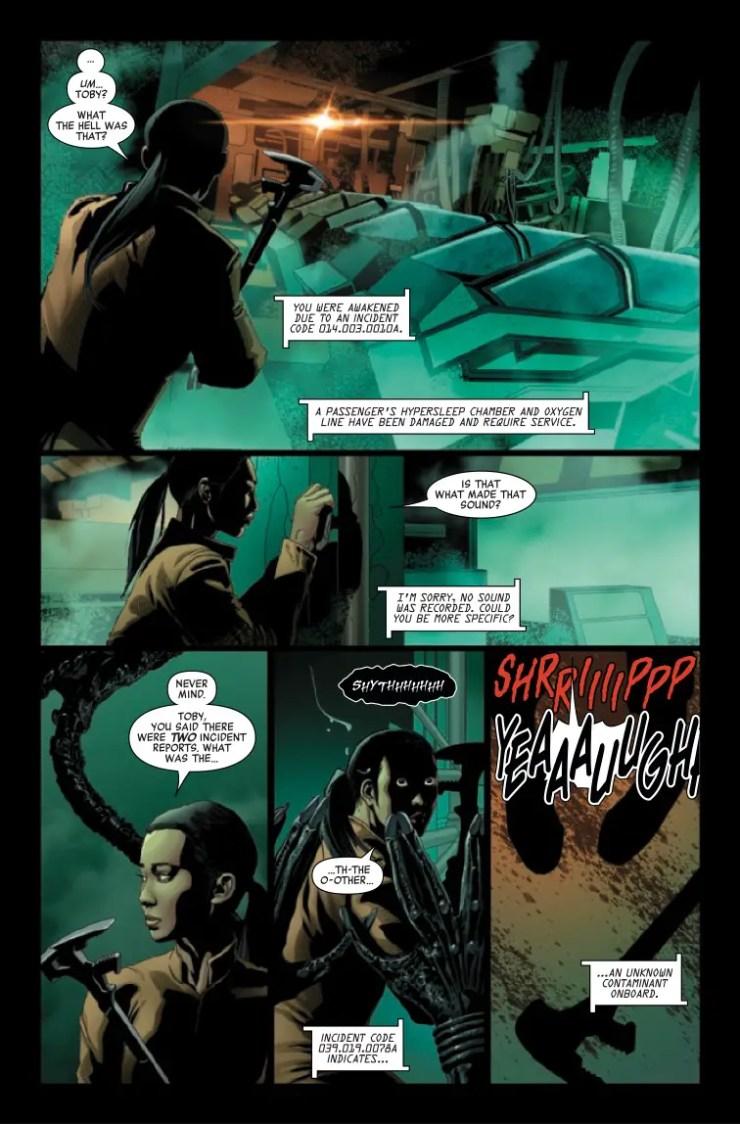 Marvel Preview: Alien #7