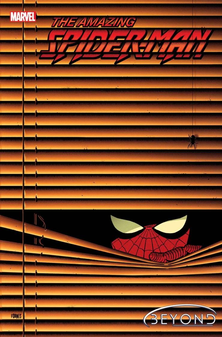 December 2021 Marvel Comics solicitations: Amazing Spider-Man