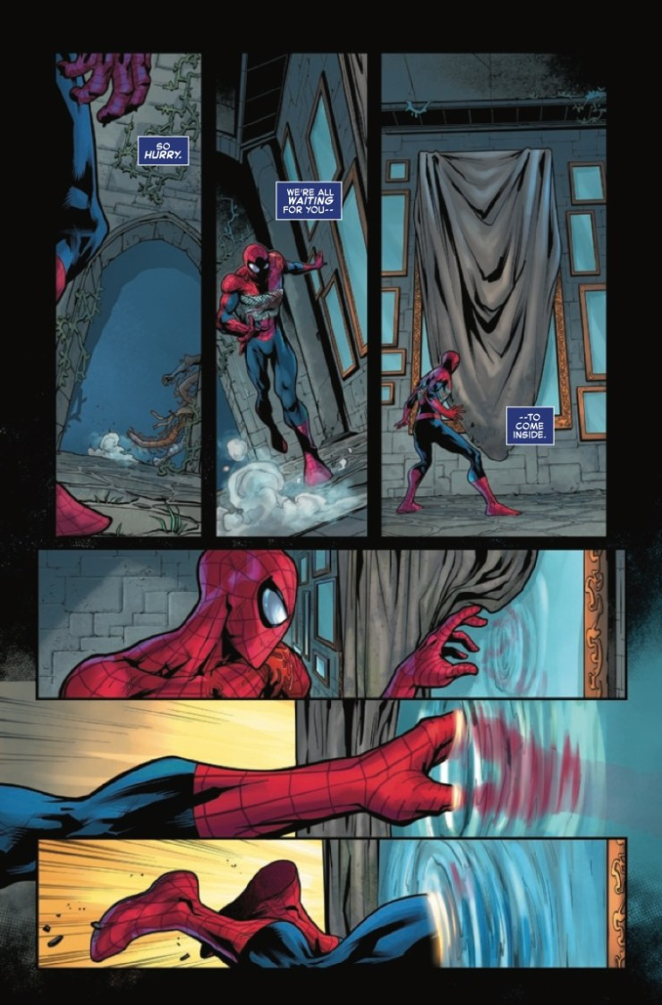 Marvel Preview: Amazing Spider-Man #73
