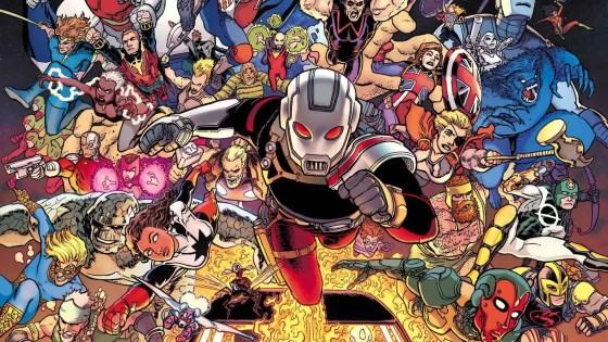 Marvel announces explosive 'Avengers Forever' #1 for December