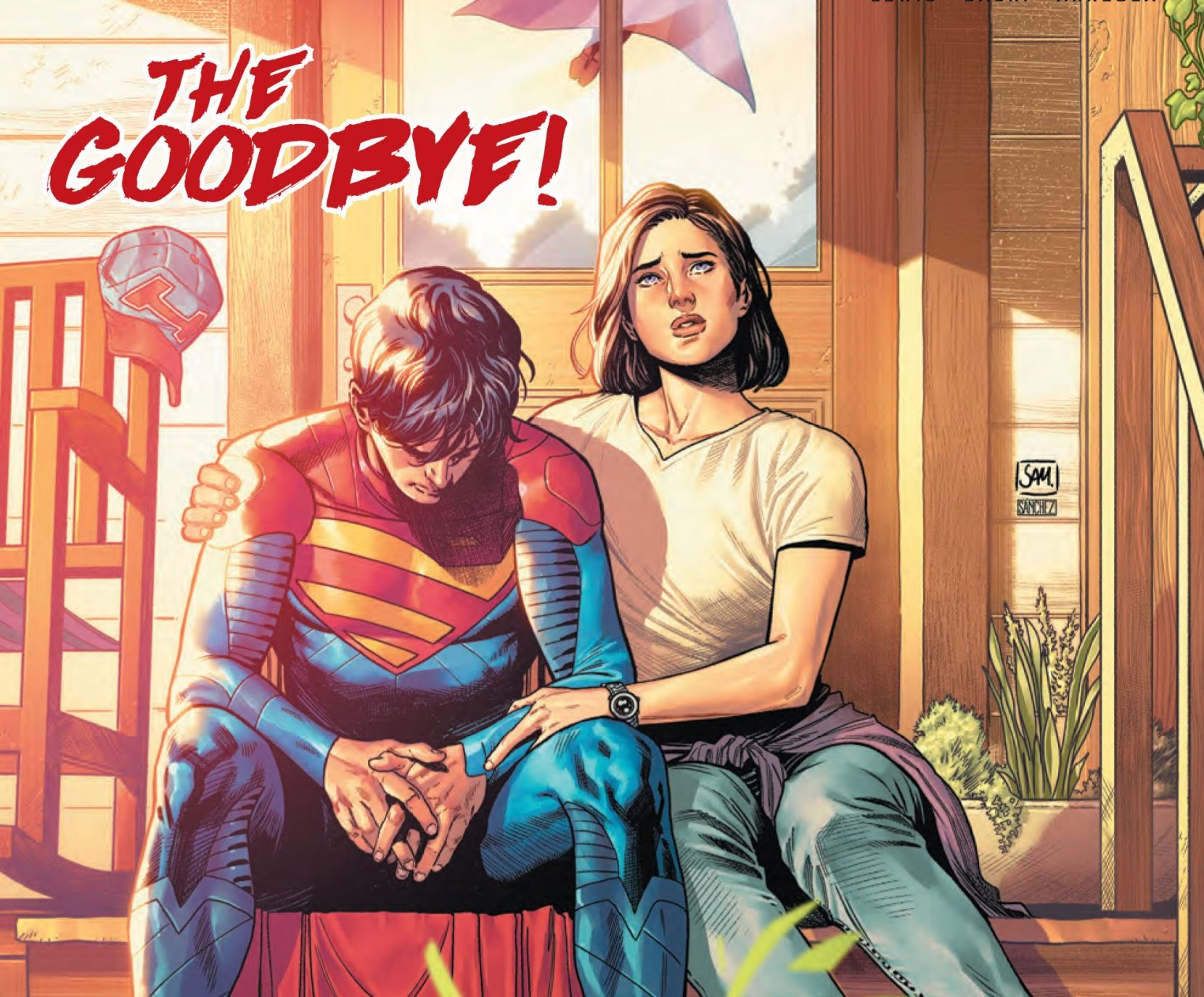 'Action Comics' #1035 offers meaningful goodbyes from Superman
