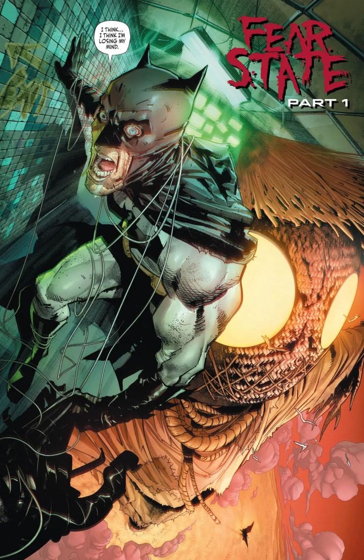 DC Preview: Batman #112