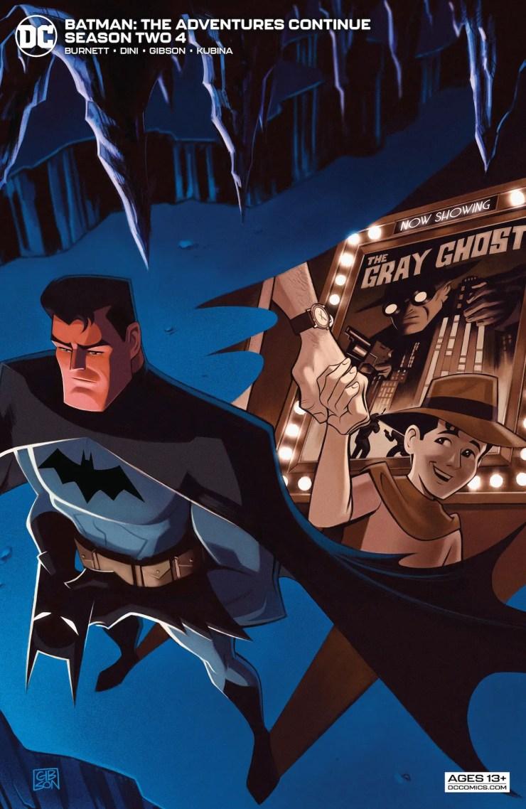 DC Preview: Batman: The Adventures Continue #4: Season Two