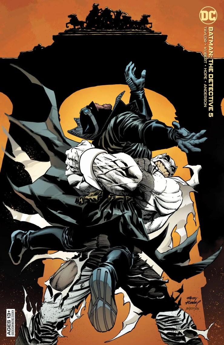 DC Preview: Batman: The Detective #5