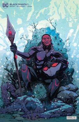 DC Preview: Black Manta Chuck Brown