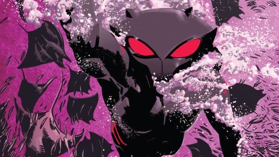 Going toe-to-toe with gods and monsters: Chuck Brown on writing 'Black Manta'