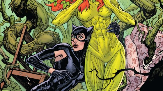 DC Preview: Catwoman #35