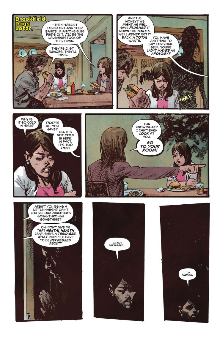 DC Preview: DC Horror Presents: The Conjuring: The Lover #4