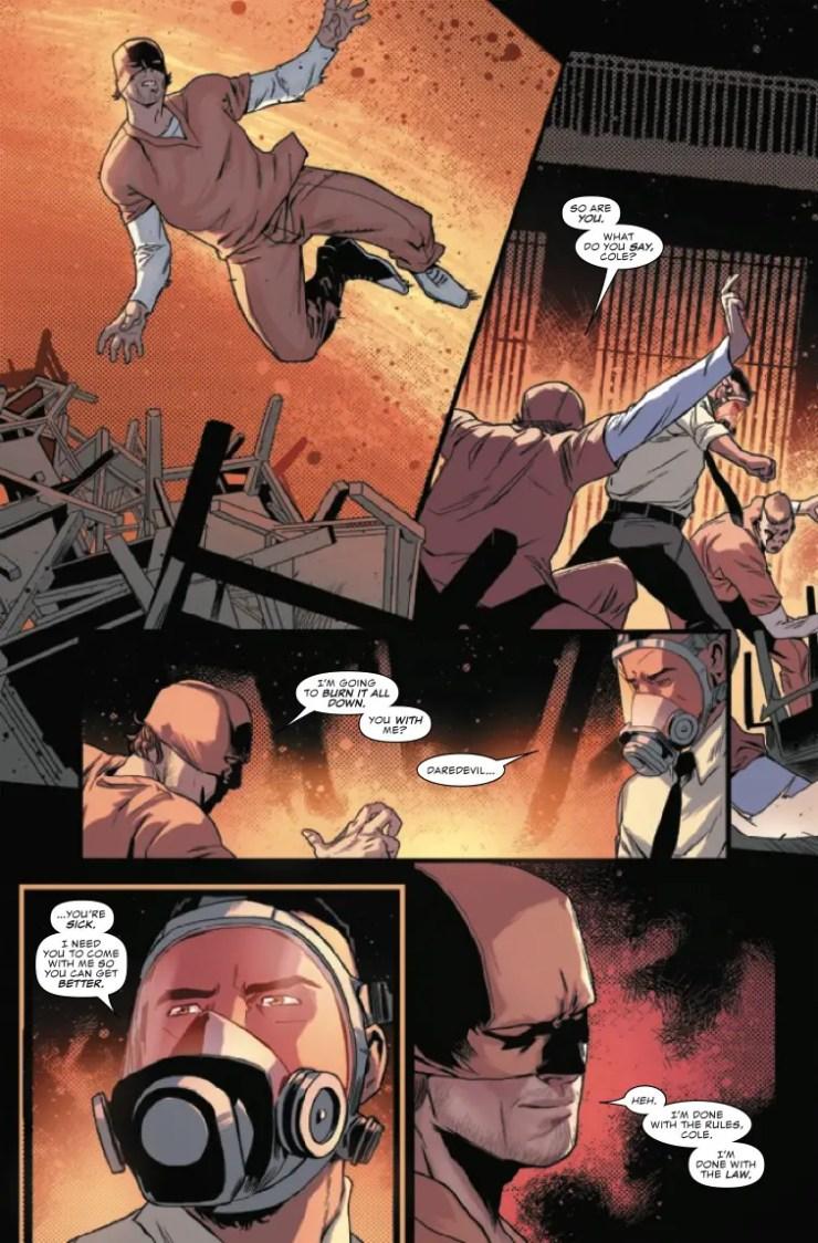Marvel Preview: Daredevil #34