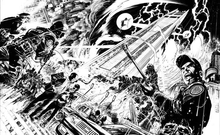 DC First Look: Shadows of the Bat - Detective Comics #1047 & #1048