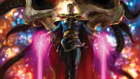 'The Death of Doctor Strange' #1 changes Dr. Strange in a big way