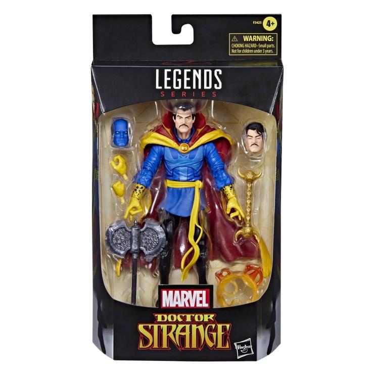 Marvel Legends: Classic Doctor Strange figure revealed