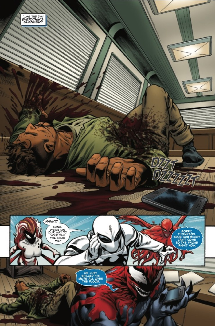 EXCLUSIVE Marvel Preview: Extreme Carnage: Omega #1