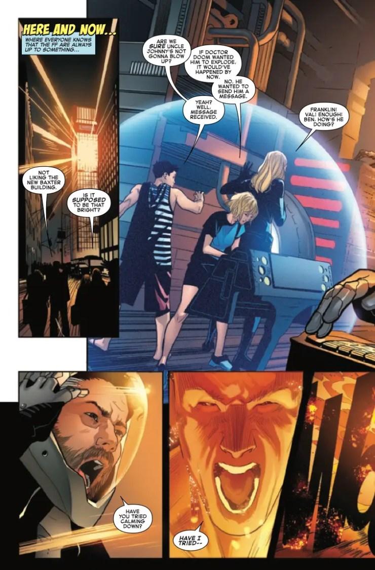 Marvel Preview: Fantastic Four #36
