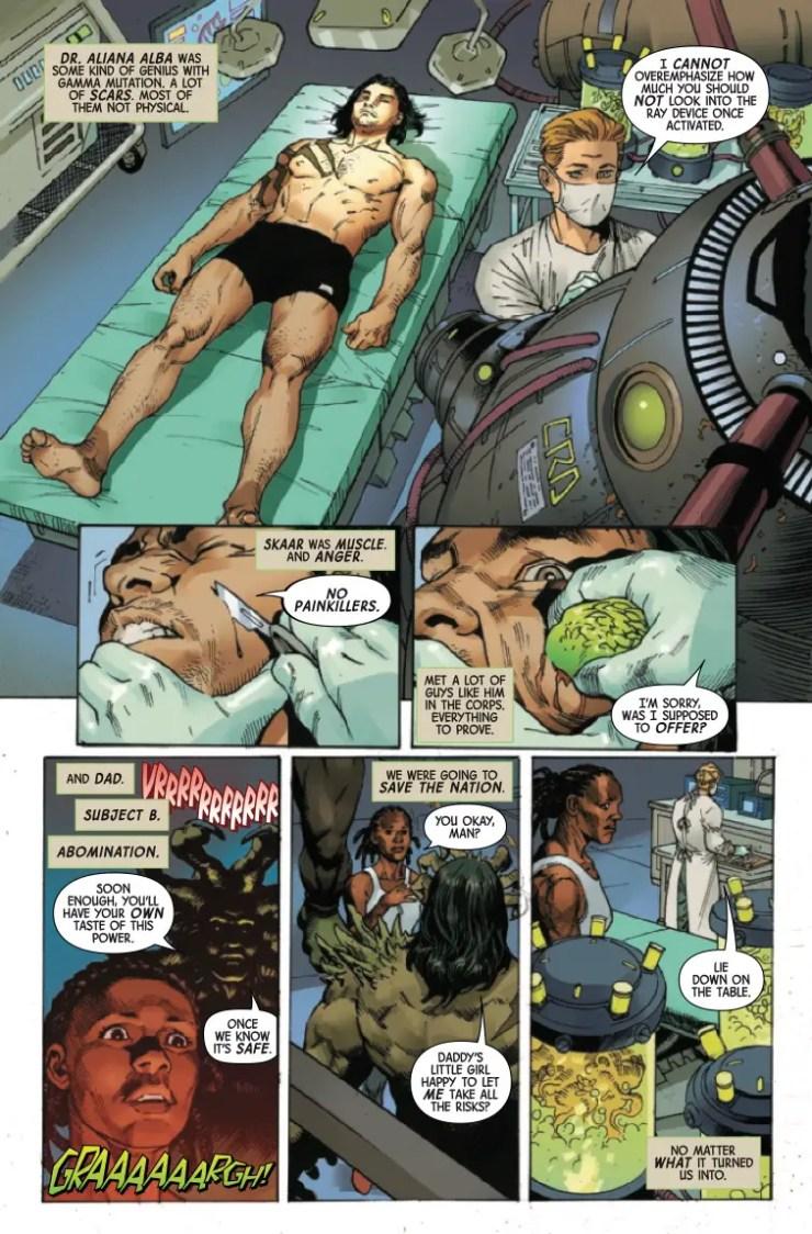 Marvel Preview: Gamma Flight #4