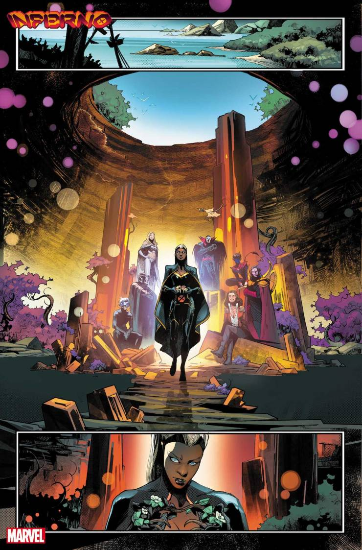 Marvel First Look: Inferno #1