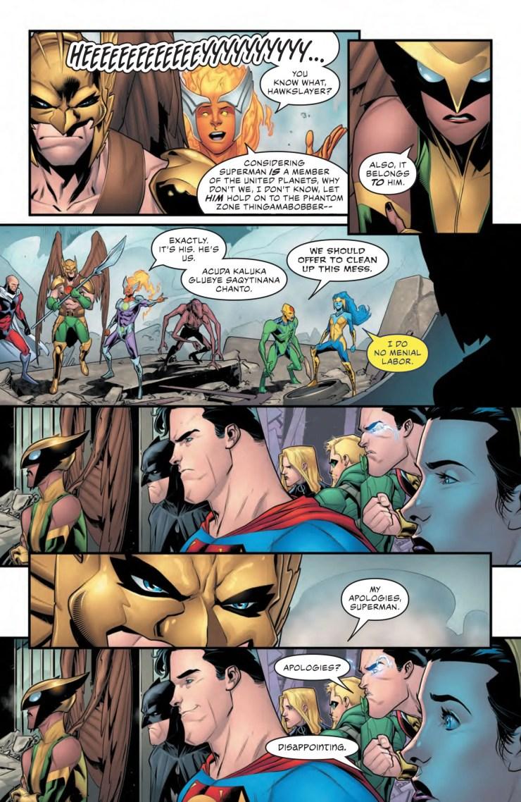 DC Preview: Justice League #68