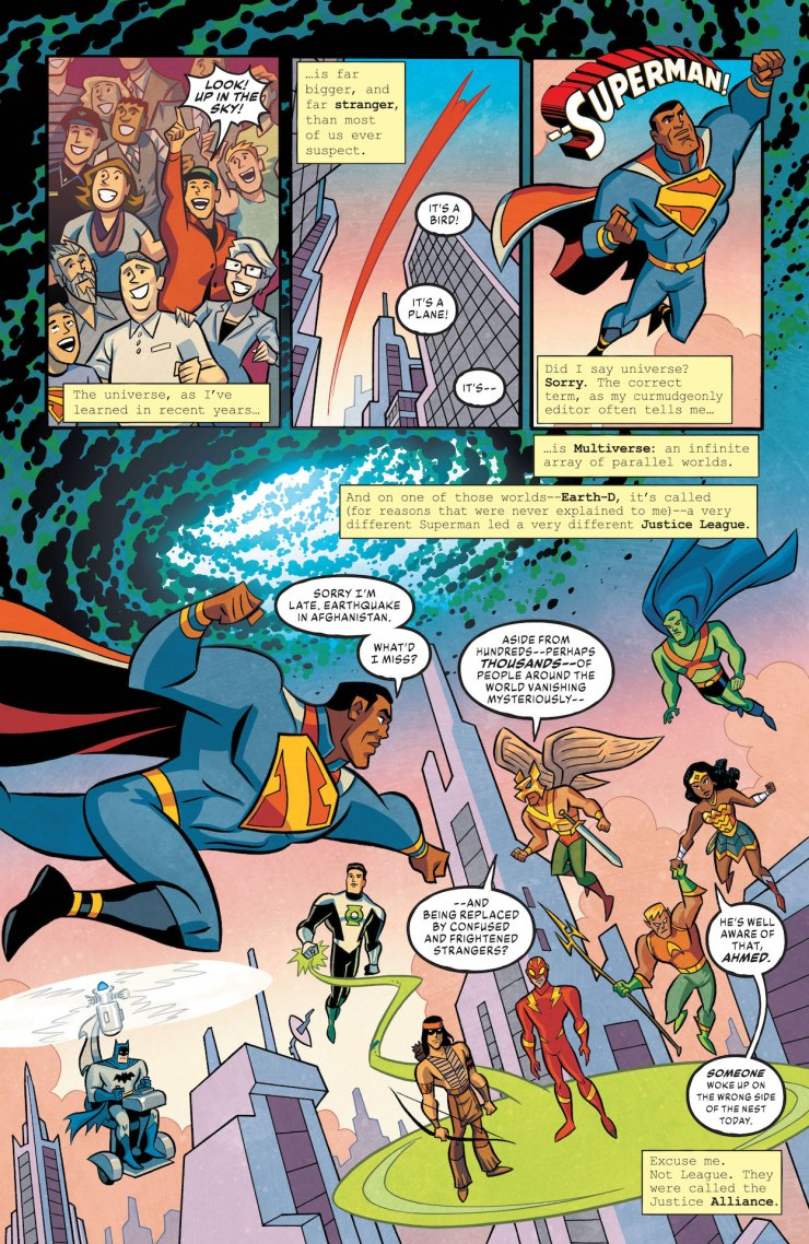 DC Preview: Justice League Infinity #3