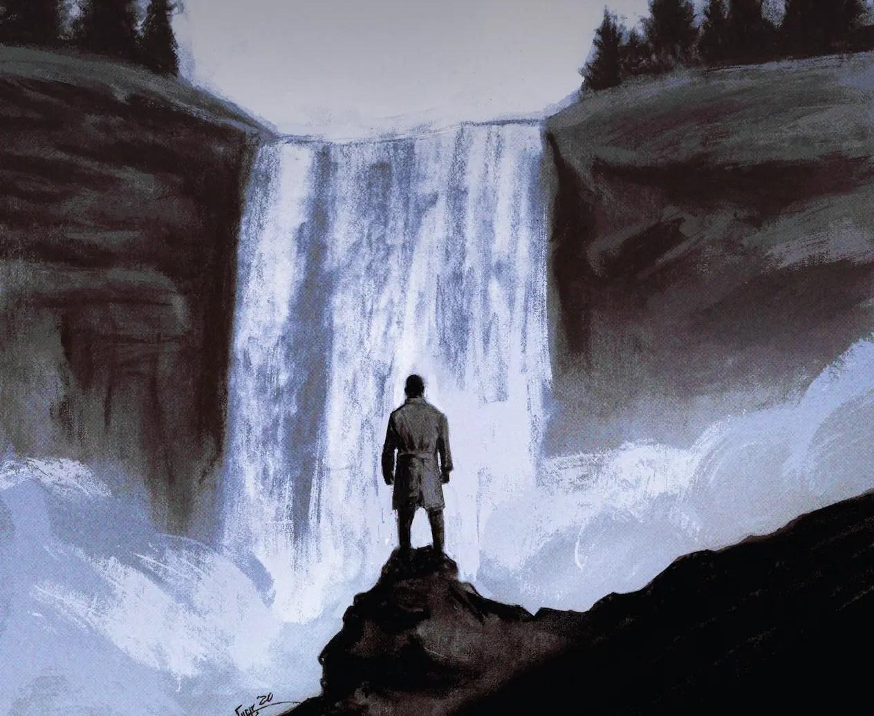 'Lost Falls' #2