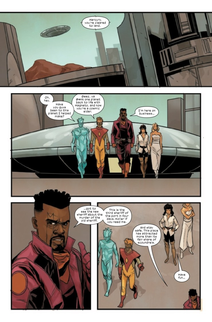Marvel Preview: Marauders #24