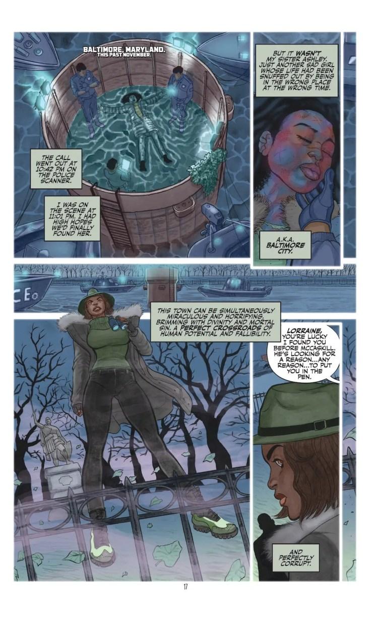 FairSquare Comics Preview: Noir Is The New Black