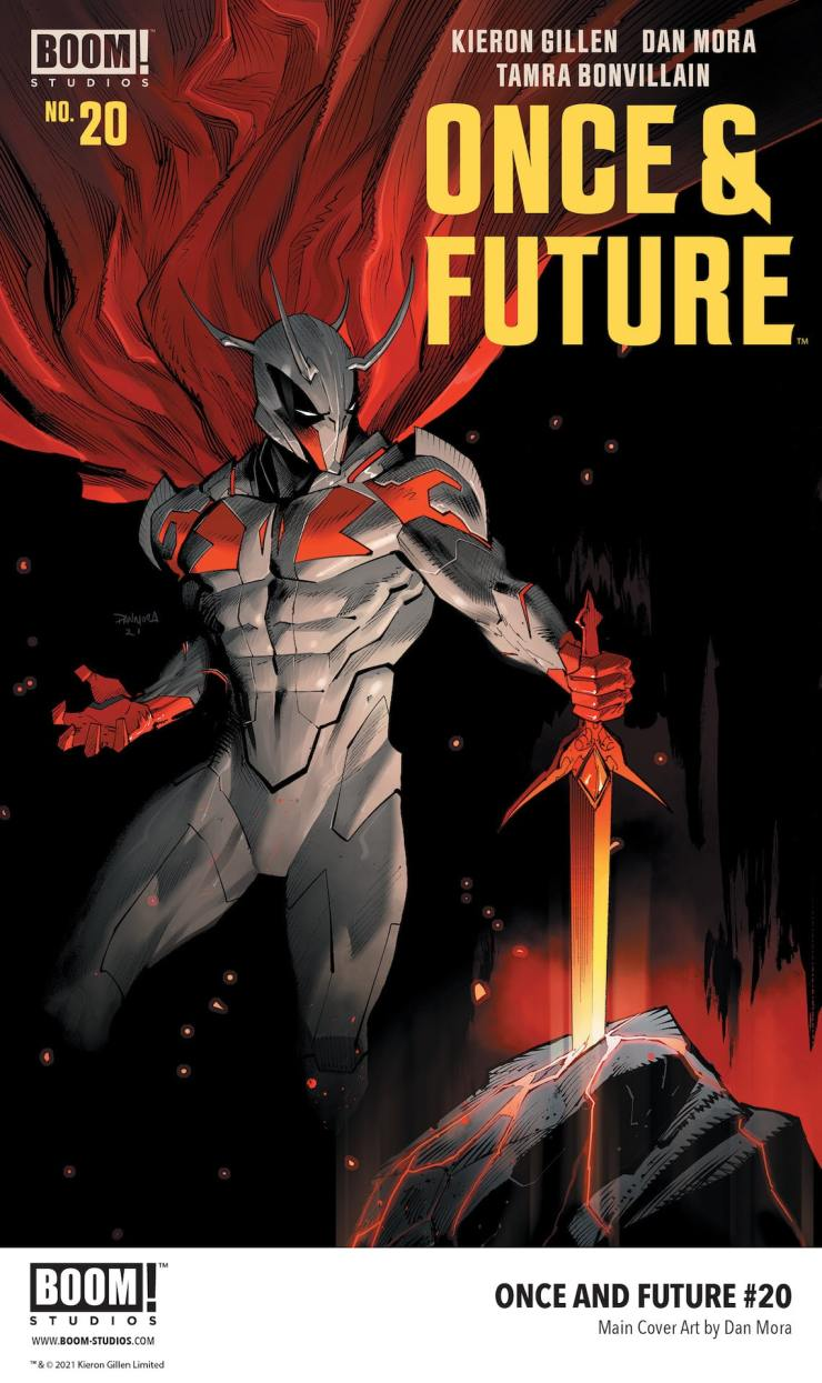EXCLUSIVE BOOM! Preview: Once and Future #20