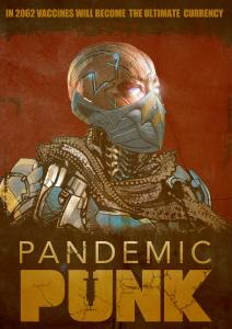 TJ Walker on crafting escapism entertainment in new Kickstarter 'Pandemic Punk'