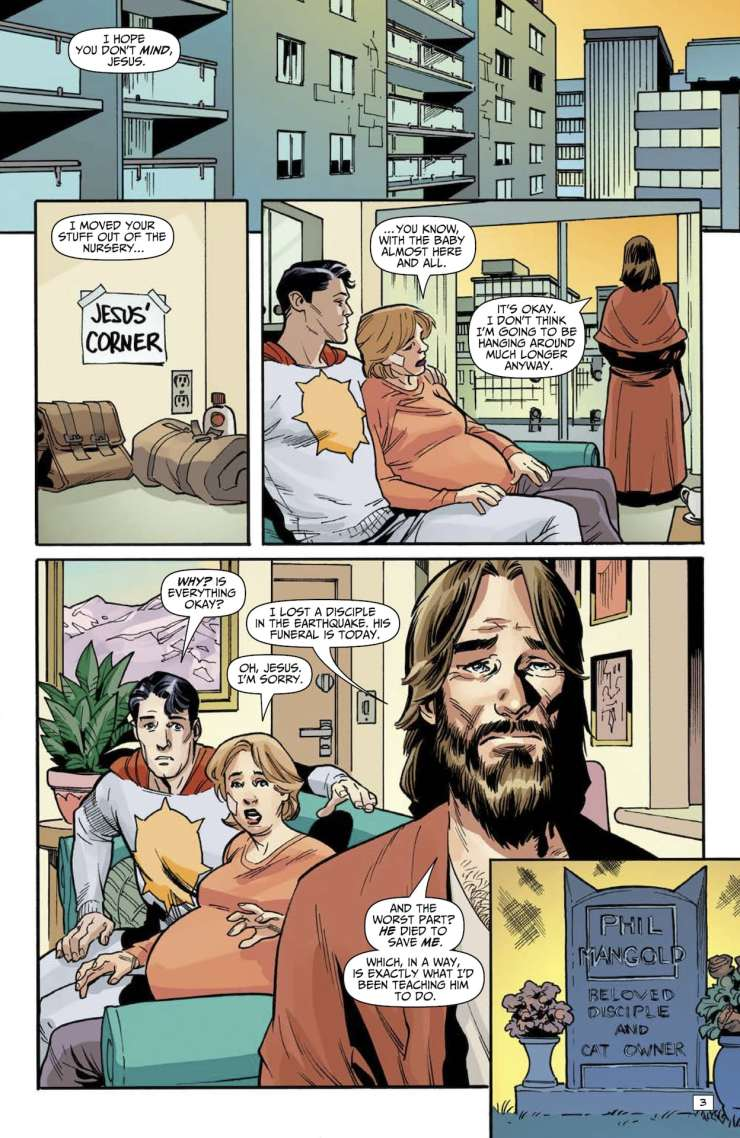 EXCLUSIVE AHOY Comics Preview: Second Coming Only Begotten Son #5
