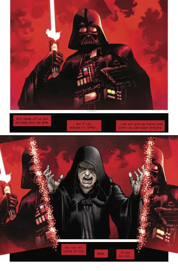 Marvel Preview: Star Wars: Darth Vader #16